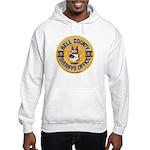 Bell County Sheriff K9 Hooded Sweatshirt