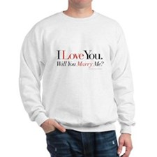 Marry Me! Sweatshirt