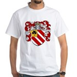 Van Tiel Coat of Arms White T-Shirt