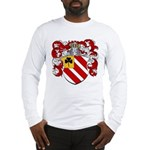 Van Tiel Coat of Arms Long Sleeve T-Shirt