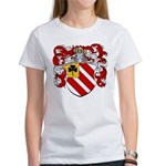 Van Tiel Coat of Arms Women's T-Shirt
