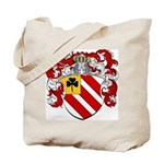 Van Tiel Coat of Arms Tote Bag