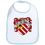Van Tiel Coat of Arms Bib