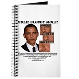 """Moley Moley Moley"" Journal"