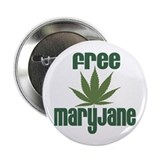 "Free Mary Jane 2.25"" Button"