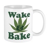 Wake and Bake Small Mug