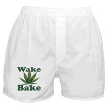 Wake and Bake Boxer Shorts