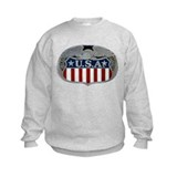 Victory and Liberty Eagle  Sweatshirt