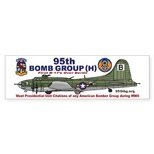 95th BG Bumper Bumper Sticker
