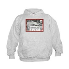 """1938 International Truck Ad"" Hoodie"