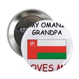 "My Omani Grandpa Loves Me 2.25"" Button"