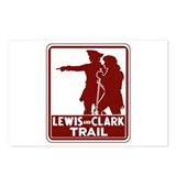 Lewis & Clark Trail, Idaho Postcards (Package of 8