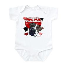 Valentines day cards Infant Bodysuit