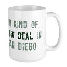 Big deal in San Diego Coffee Mug