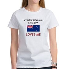 My New Zealand Grandpa Loves Me Tee