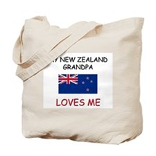 My New Zealand Grandpa Loves Me Tote Bag