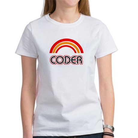 Coder Women's T-Shirt