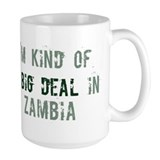 Big deal in Zambia Mug