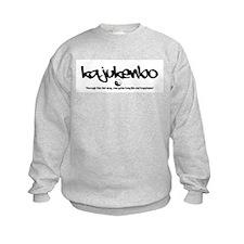 Kajukenbo - Graffiti Sweatshirt