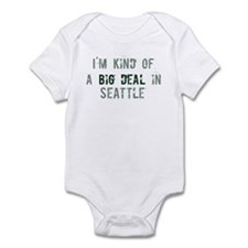 Big deal in Seattle Infant Bodysuit