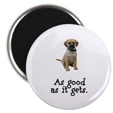 Good Puggle Magnet
