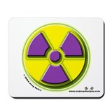 Radioactive - Mousepad