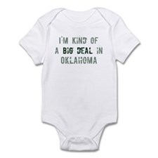 Big deal in Oklahoma Infant Bodysuit