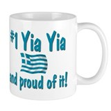 #1 Yia Yia Small Mugs