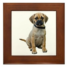 Puggle Framed Tile