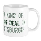 Big deal in Pittsburgh Small Mugs