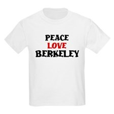Peace Love Berkeley T-Shirt