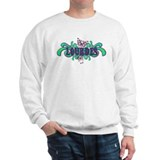 Lourdes's Butterfly Name Sweatshirt