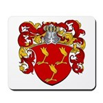 Van Twist Coat of Arms Mousepad