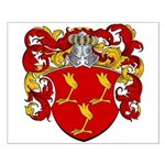 Van Twist Coat of Arms Small Poster