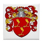 Van Twist Coat of Arms Tile Coaster