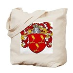 Van Twist Coat of Arms Tote Bag