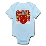 Van Twist Coat of Arms Infant Creeper
