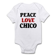 Peace Love Chico Infant Bodysuit