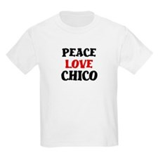 Peace Love Chico T-Shirt