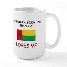 My Guinea-Bissauan Grandpa Loves Me Mug