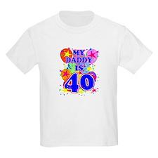 DADDY BIRTHDAY T-Shirt