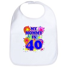 MOMMY BIRTHDAY Bib