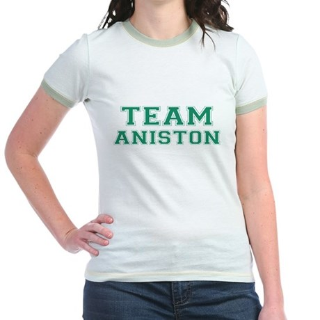 Team Aniston Jr Ringer T-Shirt