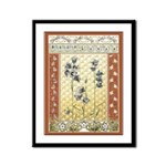 Asian Tranquility Framed Print
