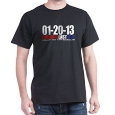 Obama's Last Day! T-Shirt