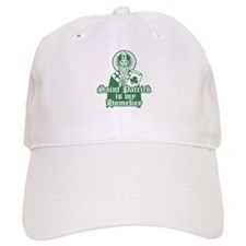 Saint Patrick is My Homeboy Baseball Cap