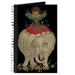 Decorative Asian Elephant Journal