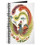 Chinese Luck Rooster Journal