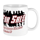 "True Romance ""Heroes for Sale Mug"