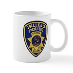 Vallejo PD Canine Mug
